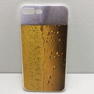 Other - iPhone 6/7 PLUS Beer Silicone Case